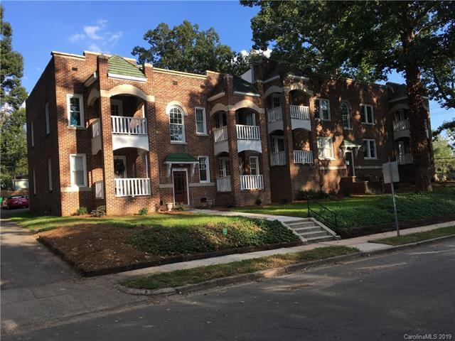 2145 Kirkwood Avenue #8, Charlotte, NC 28203 (#3464656) :: The Sarah Moore Team