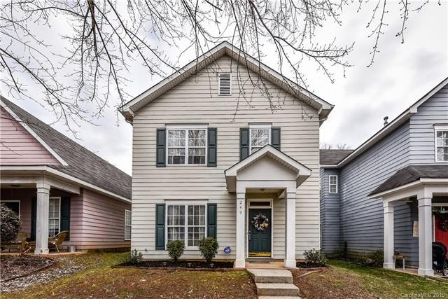 249 Faust Road, Davidson, NC 28036 (#3464667) :: LePage Johnson Realty Group, LLC