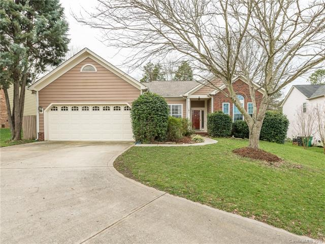 12106 Wagon Wheel Court, Charlotte, NC 28277 (#3464700) :: Exit Mountain Realty