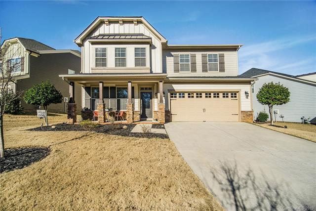 117 Blossom Ridge Drive #106, Mooresville, NC 28117 (#3464739) :: Exit Mountain Realty