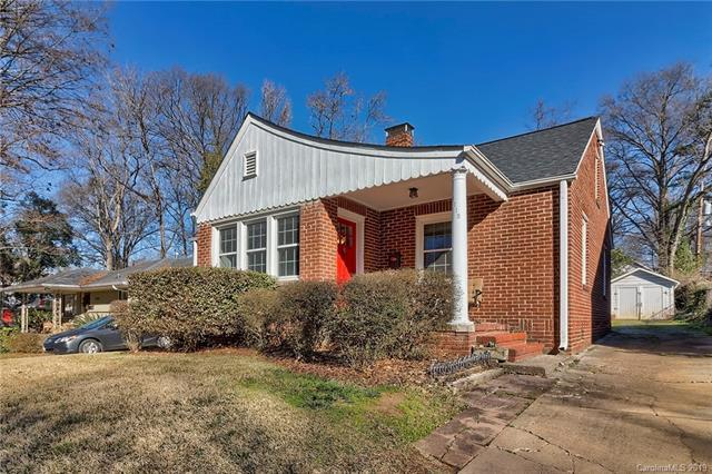 2115 Bay Street, Charlotte, NC 28205 (#3464773) :: Exit Mountain Realty