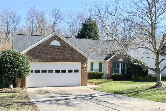 9509 Secretariat Drive #10, Charlotte, NC 28216 (#3464819) :: Team Honeycutt