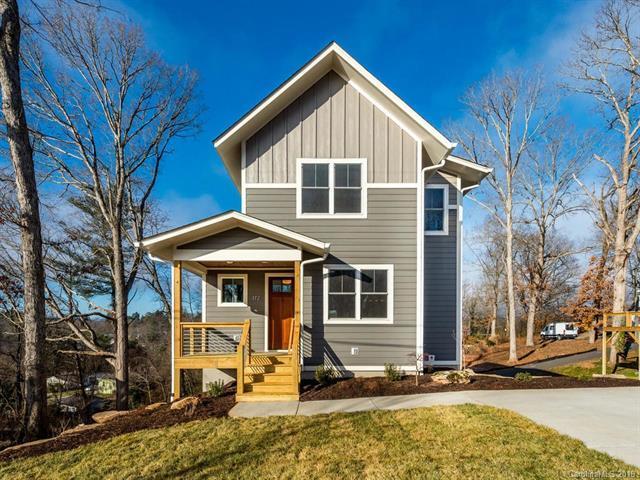 172 Carrier Street, Asheville, NC 28806 (#3464832) :: Besecker Homes Team