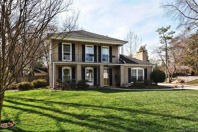 6800 Valley Haven Drive #1, Charlotte, NC 28211 (#3464880) :: Exit Mountain Realty