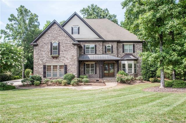 8309 Victoria Lake Drive, Waxhaw, NC 28173 (#3464904) :: The Ann Rudd Group
