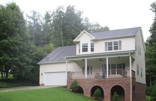 4623 Harbor View Terrace, Morganton, NC 28655 (#3464914) :: LePage Johnson Realty Group, LLC