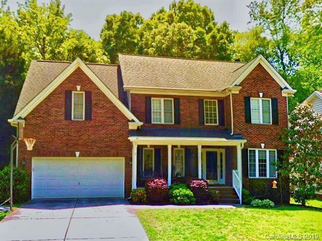 17011 Hampton Trace Road, Huntersville, NC 28078 (#3464951) :: Cloninger Properties