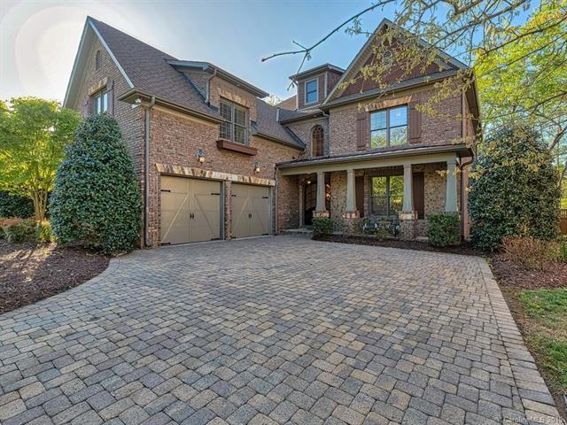 3525 Rea Forest Drive, Charlotte, NC 28226 (#3464957) :: Exit Mountain Realty