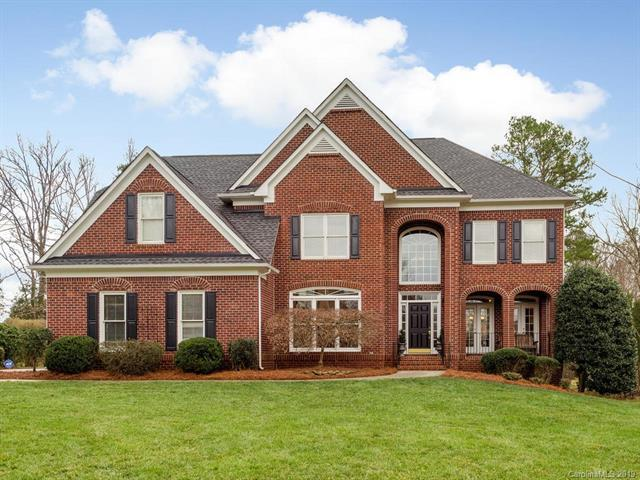 7907 Rockland Trail #17, Marvin, NC 28173 (#3465042) :: Scarlett Real Estate