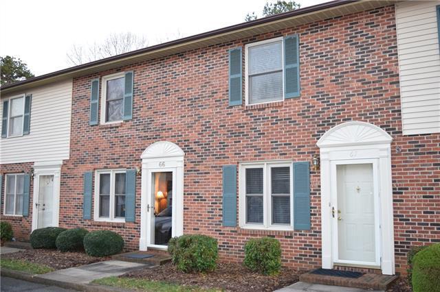 1330 5th Street NE #66, Hickory, NC 28601 (MLS #3465105) :: RE/MAX Impact Realty
