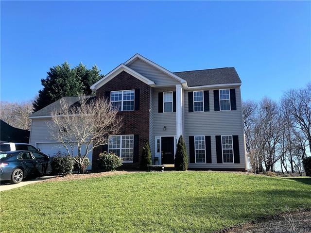 4744 Asherton Place, Concord, NC 28027 (#3465147) :: Exit Mountain Realty