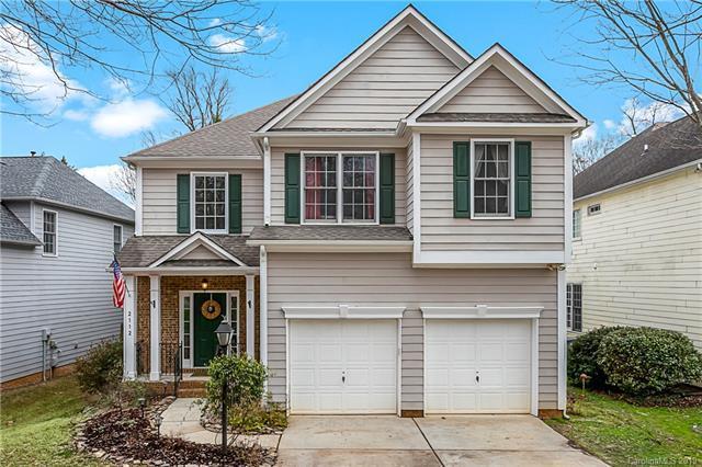 2112 Sablewood Drive #67, Charlotte, NC 28205 (#3465250) :: MECA Realty, LLC