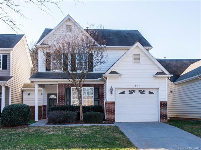 8517 Cleve Brown Road, Charlotte, NC 28269 (#3465304) :: MartinGroup Properties