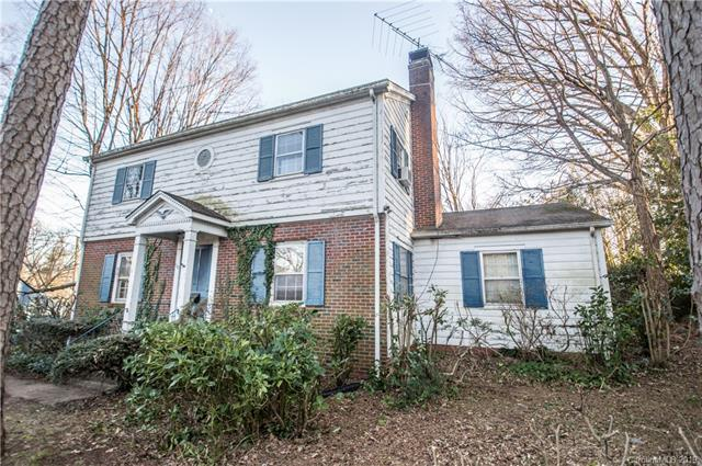 1110 E Broad Street, Statesville, NC 28677 (#3465312) :: Exit Mountain Realty
