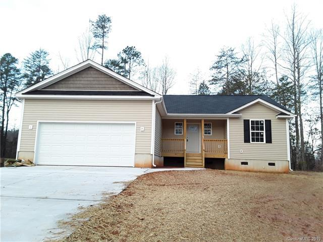 4699 Leepers Street #2, Iron Station, NC 28080 (#3465315) :: Exit Mountain Realty