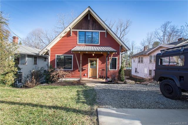 44 Ormond Avenue #35, Asheville, NC 28806 (#3465333) :: Besecker Homes Team