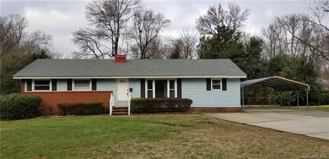 3601 Glenville Avenue, Charlotte, NC 28215 (#3465370) :: Exit Mountain Realty
