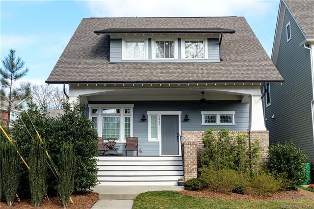 1805 Baxter Street, Charlotte, NC 28204 (#3465388) :: MartinGroup Properties