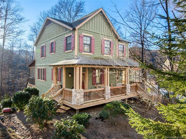 151 Mossycup Court, Tuckasegee, NC 28783 (#3465404) :: Keller Williams South Park