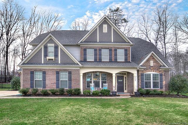 6409 Loyola Court, Mint Hill, NC 28227 (#3465616) :: Exit Mountain Realty