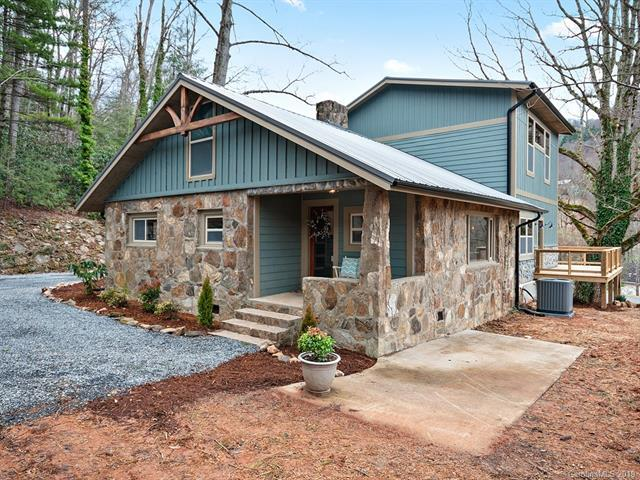 45 Redbud Lane, Waynesville, NC 28786 (#3465691) :: Exit Mountain Realty