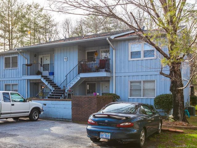 100 Meadow Park Lane D, Hendersonville, NC 28792 (#3465733) :: Puffer Properties