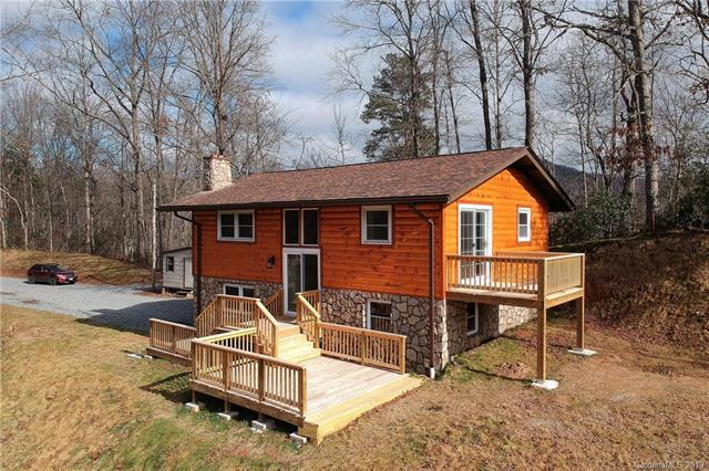 436 Fred Sutton Road, Whittier, NC 28789 (#3465754) :: Stephen Cooley Real Estate Group