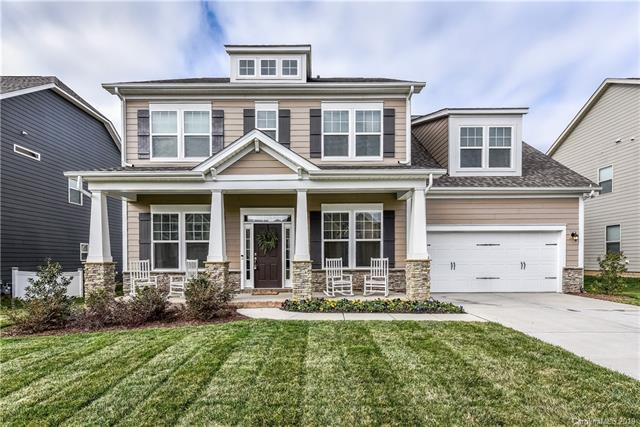 1011 Thessallian Lane, Indian Trail, NC 28079 (#3465763) :: Carlyle Properties