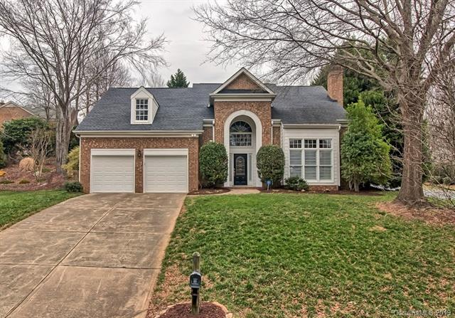 9731 Deer Spring Lane, Charlotte, NC 28210 (#3465803) :: IDEAL Realty