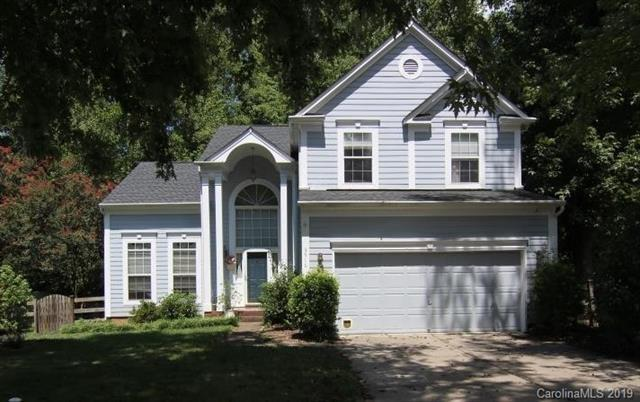 3516 Crescent Knoll Drive, Matthews, NC 28105 (#3465804) :: The Ramsey Group