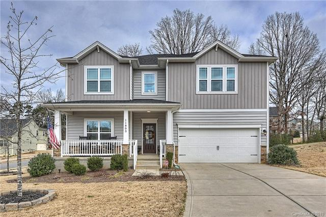 11803 Eversfield Lane, Charlotte, NC 28269 (#3465817) :: Exit Mountain Realty