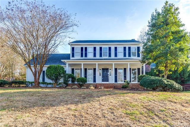 1484 Freedom Court, Gastonia, NC 28054 (#3465877) :: Exit Mountain Realty