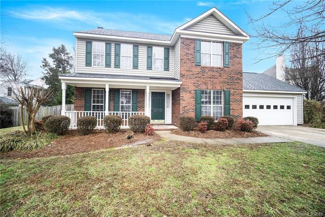 3725 Winterberry Court, Concord, NC 28027 (#3465895) :: Herg Group Charlotte