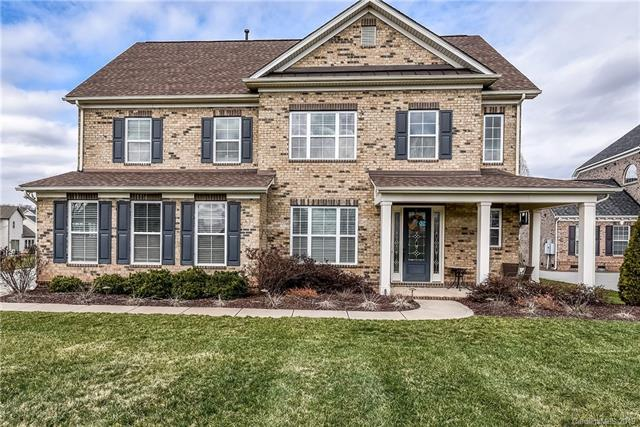 7408 Spice Bush Court, Waxhaw, NC 28173 (#3465909) :: The Premier Team at RE/MAX Executive Realty