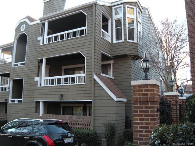 413 W 8th Street L, Charlotte, NC 28202 (#3465984) :: Scarlett Real Estate