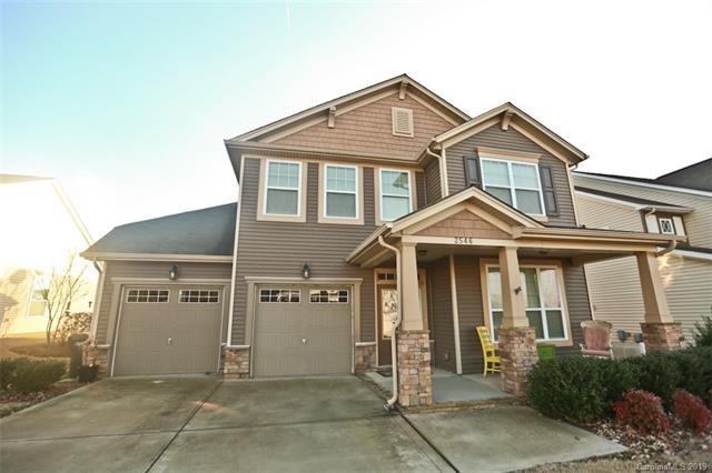2546 Mountain Laurel Avenue, Concord, NC 28027 (#3465993) :: The Ramsey Group