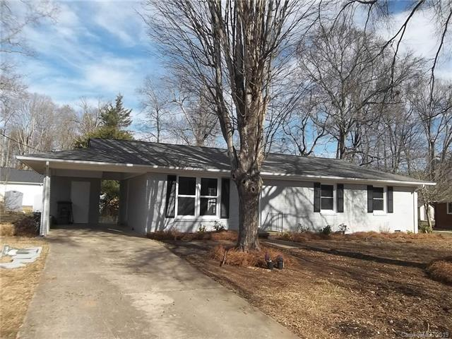 2313 Woodlawn Street, Kannapolis, NC 28083 (#3466075) :: High Performance Real Estate Advisors