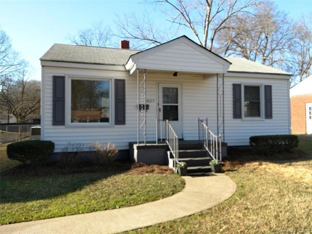 1927 Academy Street, Charlotte, NC 28205 (#3466203) :: LePage Johnson Realty Group, LLC