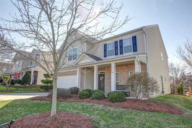 5004 Breeze Lane #30, Indian Trail, NC 28079 (#3466217) :: Exit Mountain Realty