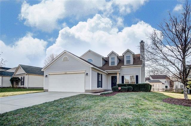 10823 White Stag Drive, Charlotte, NC 28269 (#3466275) :: Exit Mountain Realty