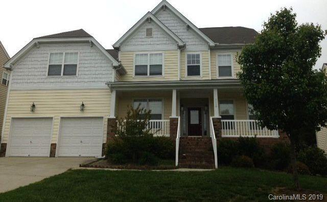 7840 Whisperingwood Drive, Harrisburg, NC 28075 (#3466344) :: Exit Mountain Realty