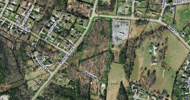 tbd Spencer Road, Conover, NC 28613 (#3466350) :: Rinehart Realty