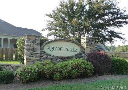 000 Luther Drive Lot #40 Sigmon , Iron Station, NC 28080 (#3466393) :: The Ramsey Group