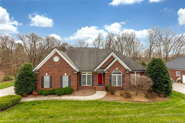 7909 Tottenham Drive, Harrisburg, NC 28075 (#3466457) :: The Ramsey Group