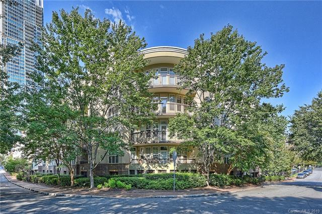 405 W 7th Street #209, Charlotte, NC 28202 (#3466476) :: MartinGroup Properties