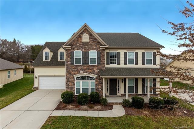 16606 Grassy Creek Drive, Huntersville, NC 28078 (#3466503) :: MartinGroup Properties