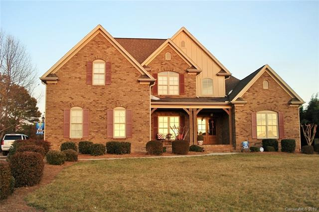 538 Muirfield Way, Salisbury, NC 28144 (#3466664) :: IDEAL Realty