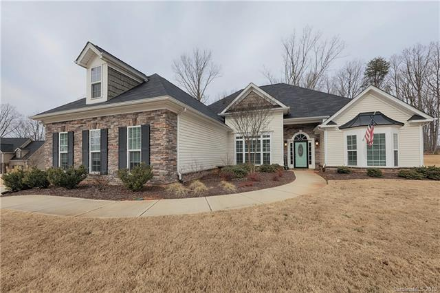 132 Hawks Landing Drive #6, Troutman, NC 28166 (#3466680) :: Exit Mountain Realty