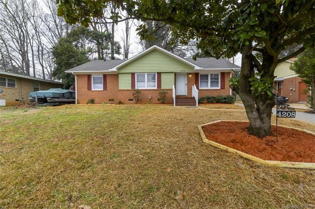 4208 Westridge Drive, Charlotte, NC 28208 (#3466838) :: The Premier Team at RE/MAX Executive Realty