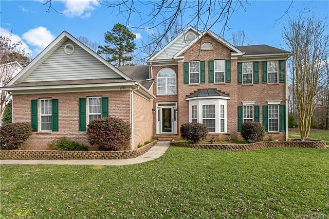 6303 Lowergate Drive, Waxhaw, NC 28173 (#3466920) :: High Performance Real Estate Advisors